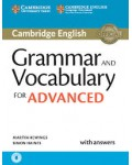 CAMBRIDGE ENGLISH GRAMMAR AND VOCABULARY FOR ADVANCED WITH ANSWERS