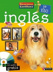 Vacaciones Ingles 1 Eso +Cd