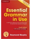 ESSENTIAL GRAMMAR IN USE WITH ANSWERS AND E-BOOK FOURTH EDITION