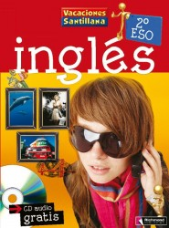 Vacaciones Ingles 2 Eso +Cd