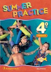 Summer Practice 4 Primaria