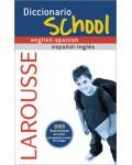 DICCIONARIO SCHOOL ENGLISH-SPANISH/ESPAÑOL-INGLES