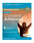 COMPLETE ADVANCED STUDENT`S BOOK WITHOUT ANSWERS WITH TESTBANK (+CDROM)