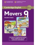 CAMBRIDGE ENGLISH MOVERS 9 STUDENT`S BOOK