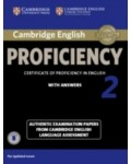 CAMBRIDGE ENGLISH PROFICIENCY 2 WITH ANSWERS (+CD)