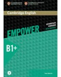 EMPOWER INTERMEDIATE WORKBOOK WITH ANSWERS B1+