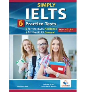 SIMPLY IELTS 6 PRACTICE TESTS