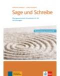 SAGE UND SCHREIBE (+CD)