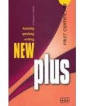 NEW PLUS FIRST CERTIFICATE STUDENT BOOK