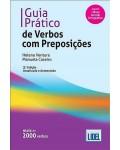 GUIA PRATICO DE VERBOS COM PREPOSIÇOES