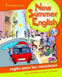 New Summer English 6 Primaria
