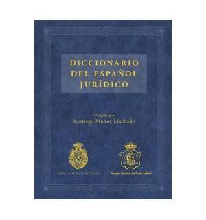 DICCIONARIO DE ESPAÑOL JURIDICO