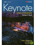 KEYNOTE UPPER INTERMEDIATE STUDENT`S BOOK (+DVDROM)
