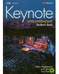 KEYNOTE UPPER INTERMEDIATE STUDENT`S BOOK (+DVDROM)