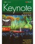 KEYNOTE ADVANCED STUDENT`S BOOK (+DVDROM)