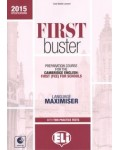 FIRST BUSTER LANGUAGE MAXIMISER (+CD)