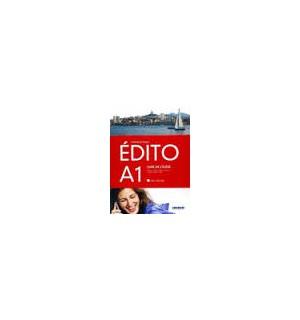 EDITO A1 LIVRE DE L`ELEVE (+MP3)