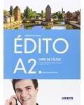 EDITO A2 LIVRE DE L`ELEVE (+MP3)