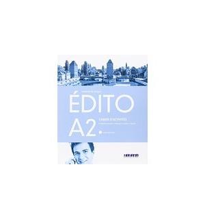 EDITO A2 CAHIER D`ACTIVITES (+MP3)