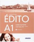EDITO A1 CAHIER D`ACTIVITES (+MP3)