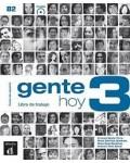 GENTE HOY 3 EJERCICIOS + CD