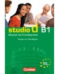 Studio D B1 Libro Del Dvd (Pack De 10)