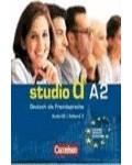 Studio D A2 Libro Del Dvd (Pack De 10)