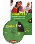 Studio D B1 Profesor.(+Cd) Rom