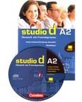 Studio D A2 Profesor.(+Cd) Rom