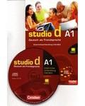 Studio D A1 Profesor.(+Cd) Rom