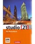 Studio 21 A1 Band 1 Libro De Curso Y Ejercicios + Dvd Rom