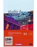 Studio D B2 1/2 Dvd