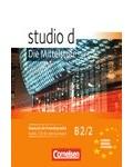 Studio D B2/2.(+Cd)