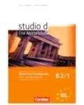 Studio d b2/1 kursbusch+ubungsbuch+cd