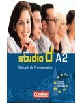 Studio D, audio cd para clase.