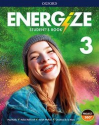 Energize 3 Student's Book