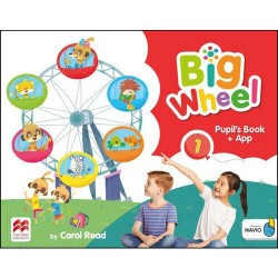 Big Wheel 1 Pupil's Book Pack...