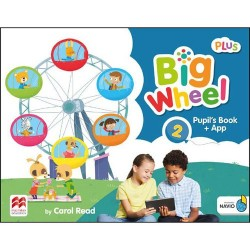 Big Wheel 2 Pupil's Book Pack Plus