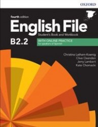 English File B2.2 (+Workbook w/key) 4ED