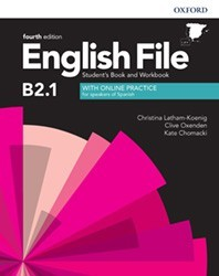 English File B2.1 (+Workbook w/key) 4ED