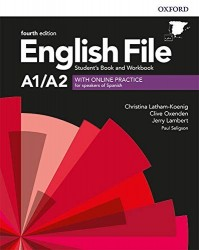 English File A1/A2 (+Workbook w/key) 4ED