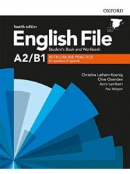 English File A2/B1 (+Workbook w/key) 4ED