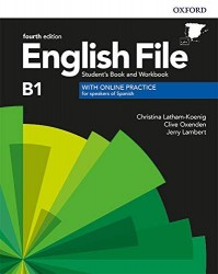 English File B1 (+Workbook w/key) 4ED
