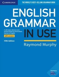 English Grammar in use + Key fifth...