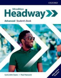 Headway 5th edition Advanced Student's Book (+ Online...