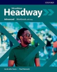 Headway 5th edition Advanced Workbook + Key