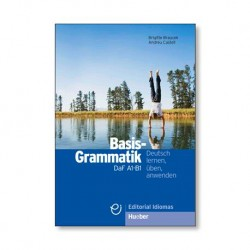 Basisgrammatik DaF A1-B1 edic....
