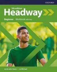 Headway 5th edition Beginner Workbook + Key