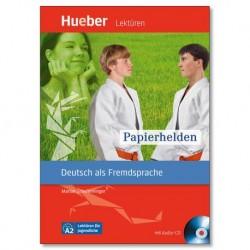 Lektüren Jugendliche Papierhelden +CD