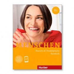 Menschen B1 Kursbuch AR (L.alum. +...